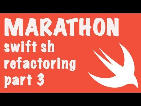 Marathon improvements to support swift-sh thumbnail