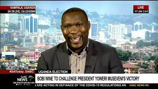 UPDATE | Bobi Wine challenges Museveni's election victory: Leon Ssenyange