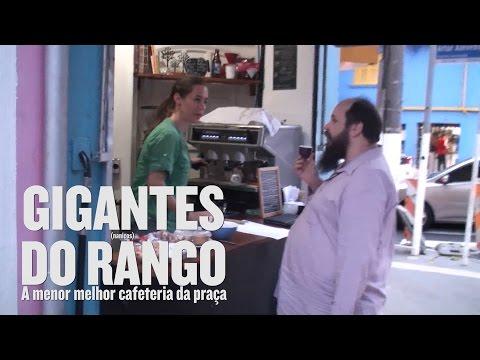 GIGANTES DO RANGO • A menor melhor cafeteria da praça
