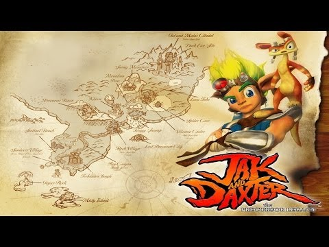 Jak And Daxter #1 - Collecting Power Cells