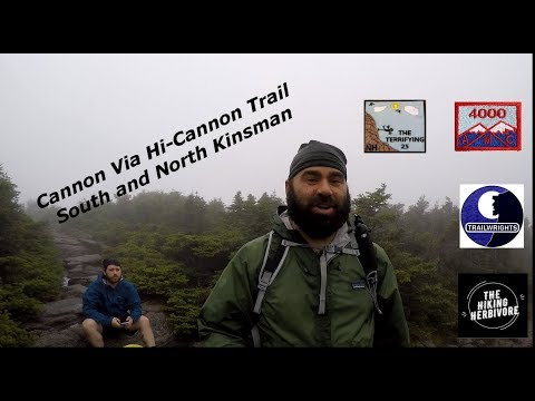 Cannon Mountain | North and South Kinsman | Hi-cannon Trail