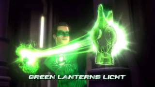 Green Lantern : Rise of the Manhunters | gameplay trailer US/D (2011)