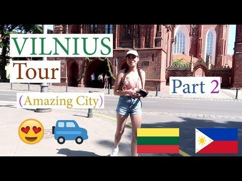 Tallest Tower in Lithuania?? Vilnius Trip Part 2  (PinayVlog) |it'srofa
