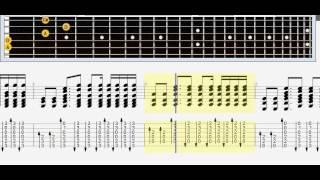 Сплин - Выхода Нет (Акустика) табулатура, аккорды, ноты.
