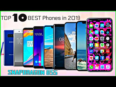 Best Flagship Smartphones With Snapdragon 855 Processors In 2019 - Top 5