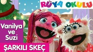 Yeni Yıl Şarkısı - Türkçe Jingle Bells (Turkish) - Vanilya ve Suzi - RÜYA OKULU
