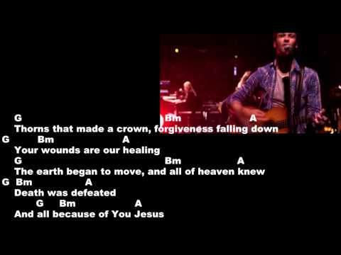 Hillsongs - Love So High - Lyrics and Chords
