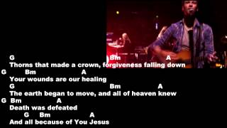 Hillsongs - Love So High - Lyrics and Chords
