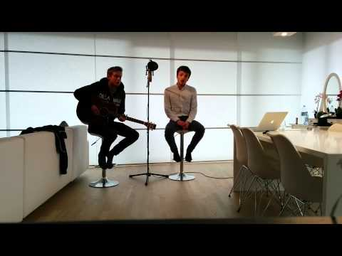 Hudson Taylor - World Without You (Cover by Xerxes and Robin)