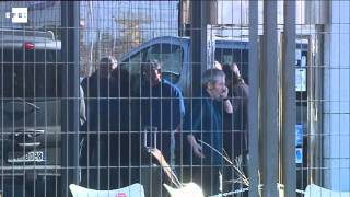 La detención de tres abogadas aplaza el jucio contra Batasuna