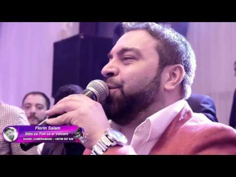 Florin Salam - Stim Cu toti ca ai Valoare (Ciprian Pian) New Live 2016 by DanielCameramanu
