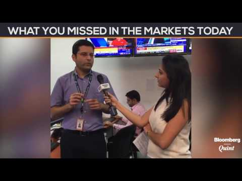 Maret Wrap: Sensex, Nifty End First Day Of Sept Series Lower