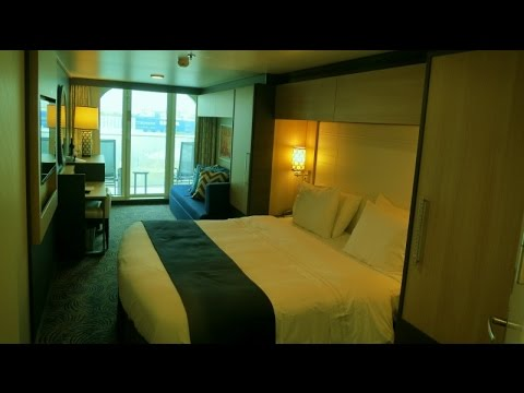 Quantum Of The Seas Superior Ocean View Stateroom With