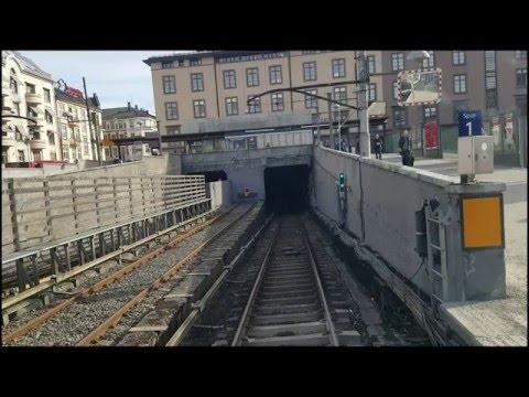 Cabview Line 6 MX3000 (goodbye line 6) / Oslo metro / Oslo T-bane