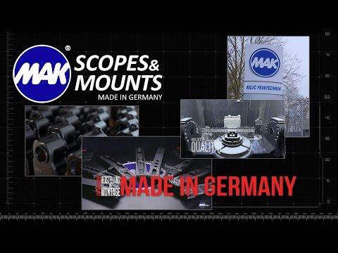 MAK Scopes & Mounts 2016