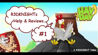 Hay Day - Help & Reviews 1 - DJM Farming Industries