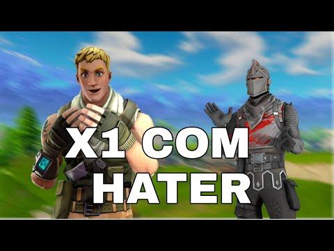 X1 COM HATER DO CANAL-FORTNITE