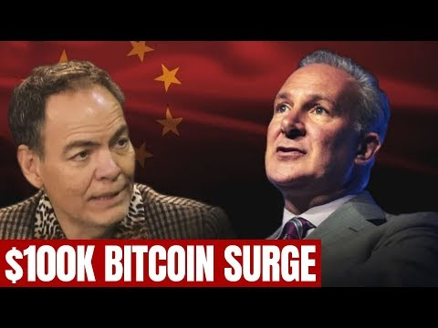 MAX KEISER: CHINA'S CRYPTOCURRENCY WILL BE GOLD-BACKED   Bitcoin Price $100K Surge