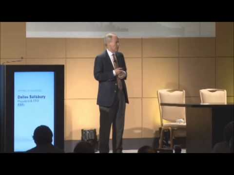 Dallas Salisbury, EBRI President, Pensions and Investments Defined Contribution Conference Keynote
