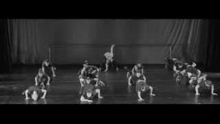 Choreography Woodkid Iron