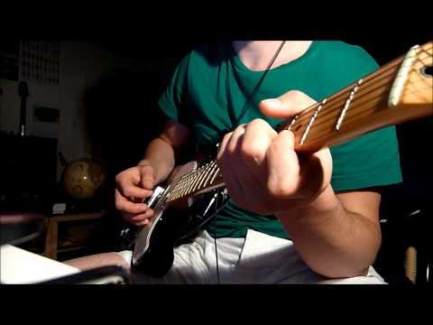 Rage Against the Machine - Beautiful World (HQ Guitar Cover) [HD] with chords