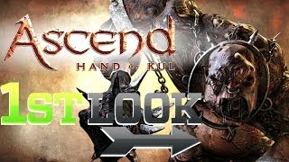Ascend: Hand of Kul - First Look