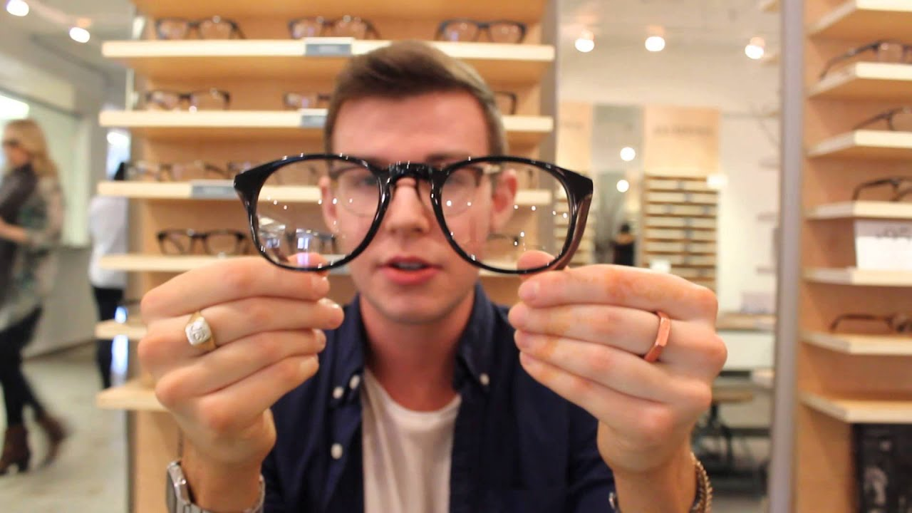 Warby Parker Comparing Durand And Downing Youtube