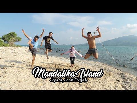 Keindahan Pulau Mandalika | Jepara, Jawa Tengah