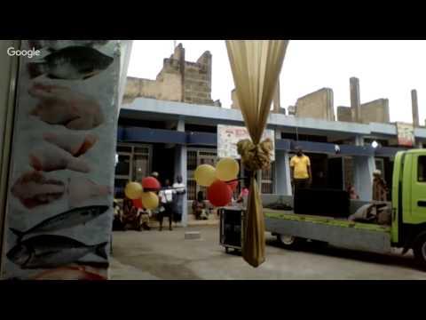 Triton-Aishaman Outlet Inauguration,Ghana
