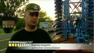 Polen/Deutschland: Landmaschinen-Diebstahlserie | Europamagazin | DAS ERSTE