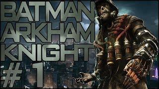 BATMAN: ARKHAM KNIGHT   Parte 1   Live Gameplay ITA