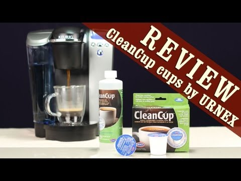 Easy Way To Clean A Coffee Maker : Easiest way to clean Keurig K-Cup Coffee Maker with Urnex CleanCup SingleCup Brewer Cleaning ...