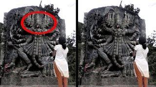 विश्व के सबसे रहस्यमयी चमत्कार    5 Mysterious Moving Statues Caught On Camera