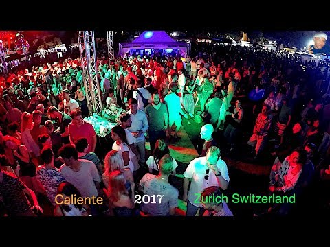 Caliente 2017, Zurich Switzerland, Pt 2, Sexy girls.