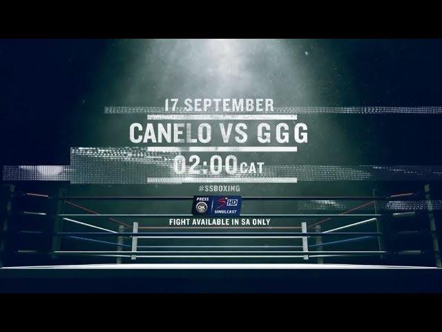 Canelo Álvarez vs. Gennady Golovkin - Live on SuperSport