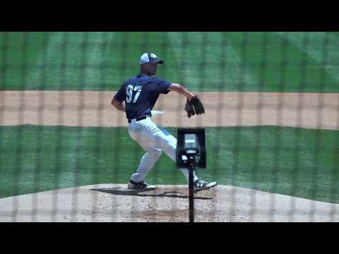 Jake Saum, St Bonaventure High School LHP (2018 MLB PDP)