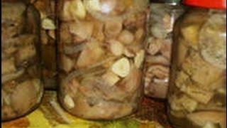засолить грибы на зиму(Соленые грузди - отменная русская закуска. Заготовить на зиму соленые грузди можно несколькими способами...., 2014-05-23T16:19:03.000Z)