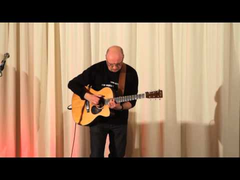 Jacques Stotzem , Fingerstyle Guitar , Grafrath 2014