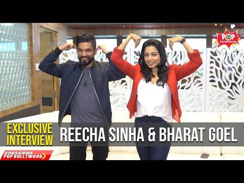 Reecha Sinha & Bharat Goel   Exclusive Interview   Gud Khake   New Song