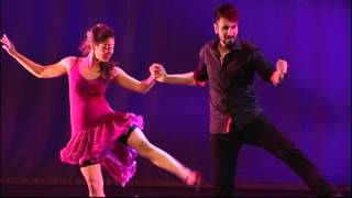 Club Salsa - Group Dance - 25th Anniversary Show