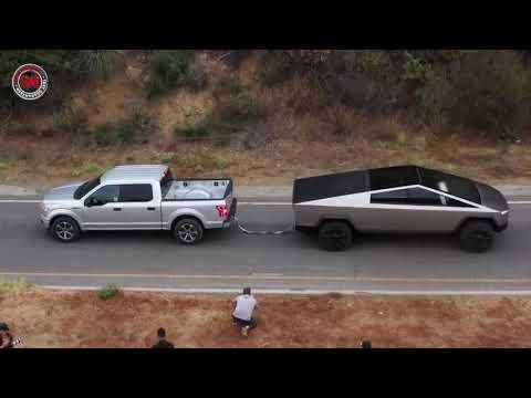 Tesla Cybertruck vs Ford F 150