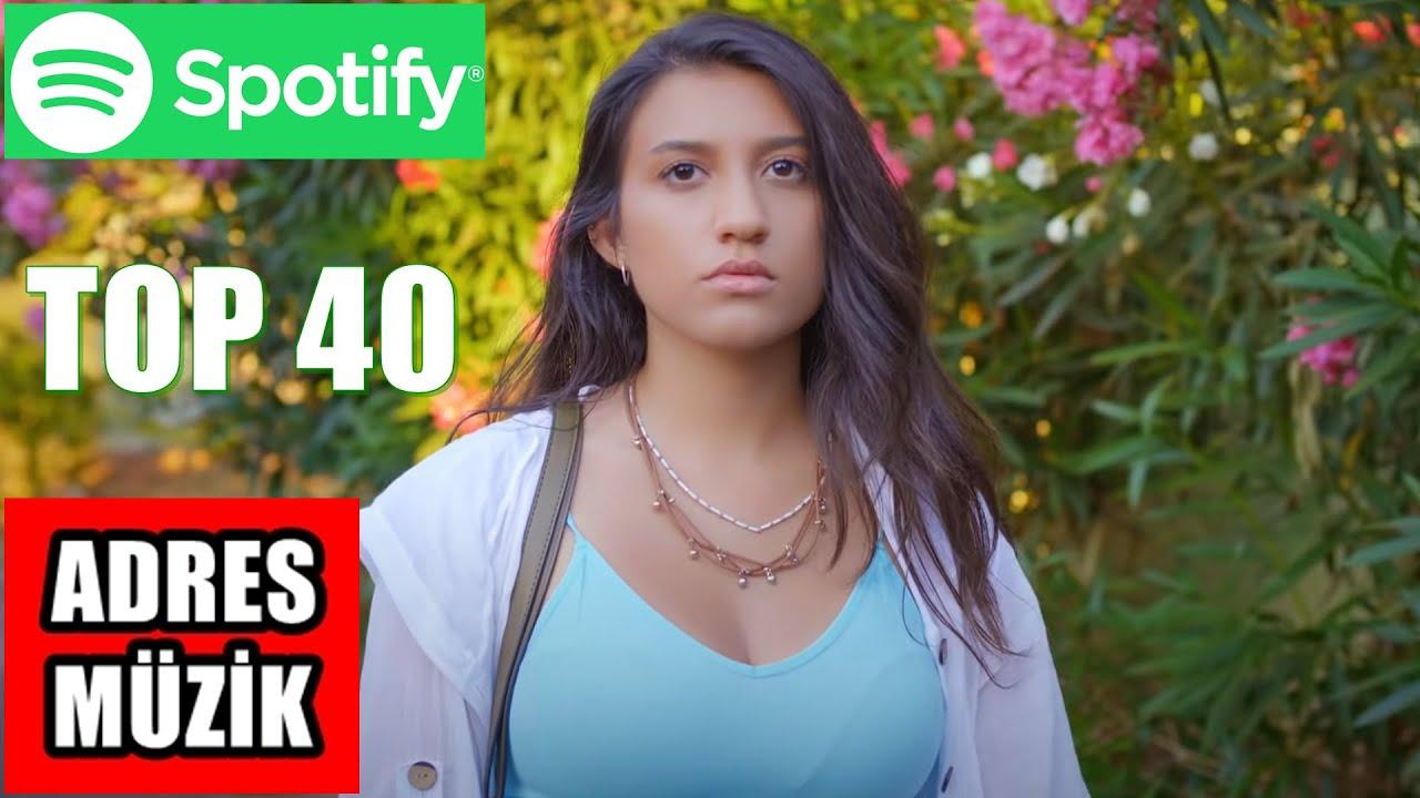Haftanın En Çok Dinlenen Türkçe Pop Şarkıları | Kasım 2020 | Spotify Top 40 Türkiye