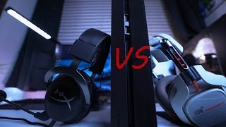 Astro A40's vs Hyper X Cloud 2's: I Needed This Video A Year Ago!