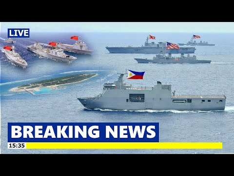 Beijing Threatens to attack the Philippines as the US Pledges Support to Manila in South China Sea
