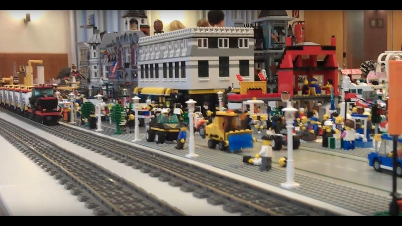 Keren - Kereta Api Lego City... - YouTube
