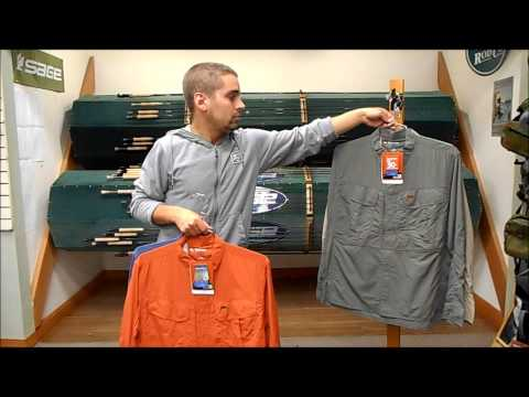 Simms New 2015 Guide Shirt Review