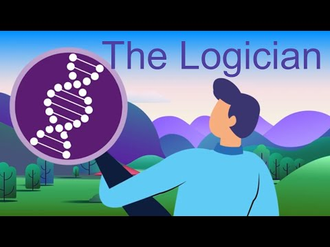 INTP / Logician Personality Explained in 3 minutes