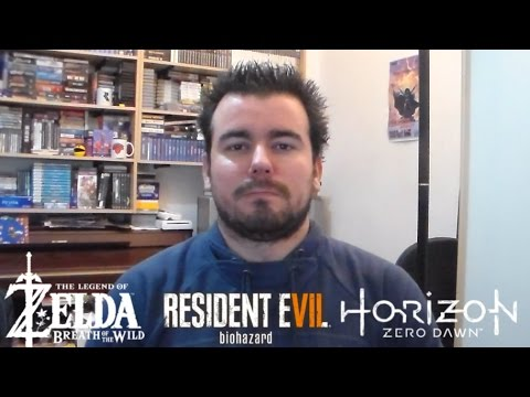 NOTICIAS - Zelda Breath of the Wild (Season Pass) + Ventas de RE7 + Horizon PS4