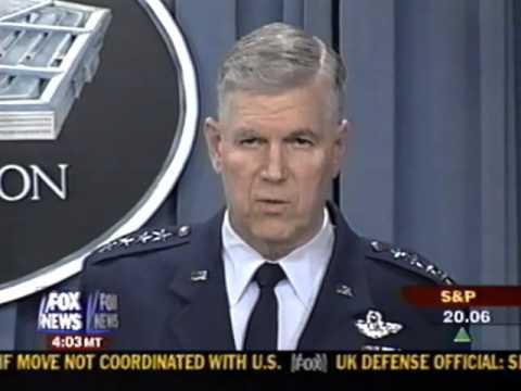 Gulf War II - Operatin Iraqi Freedom - March 22nd - March 23rd