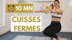Raffermir ses cuisses en 10 minutes // DÉFI DE L'HIVER